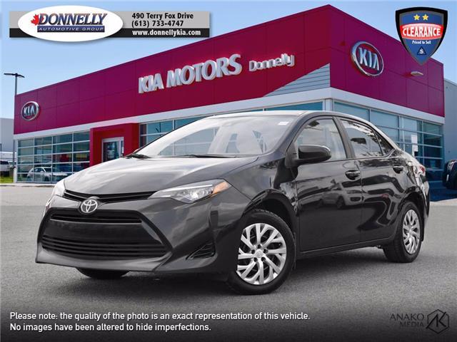 2019 Toyota Corolla  (Stk: KUR2385) in Ottawa - Image 1 of 25