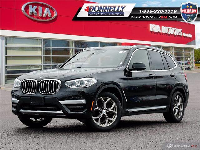 2020 BMW X3 xDrive30i (Stk: KUR2369) in Ottawa - Image 1 of 27
