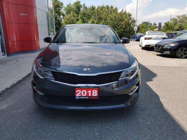 2018 Kia Optima LX (Stk: CLN107553A) in Cobourg - Image 1 of 11