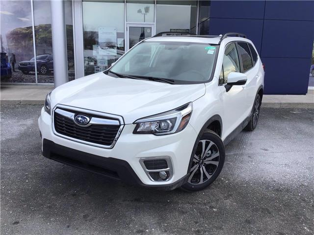 2020 Subaru Forester Limited (Stk: S4338) in Peterborough - Image 1 of 18
