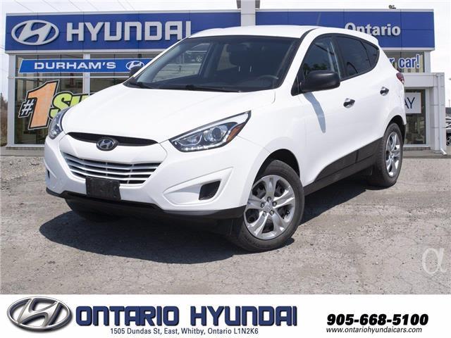 2015 Hyundai Tucson GL (Stk: 45782K) in Whitby - Image 1 of 17