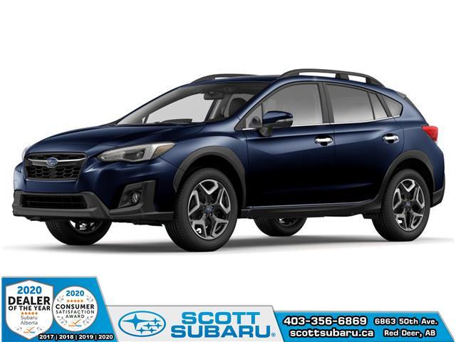 2020 Subaru Crosstrek Limited (Stk: 266084) in Red Deer - Image 1 of 10