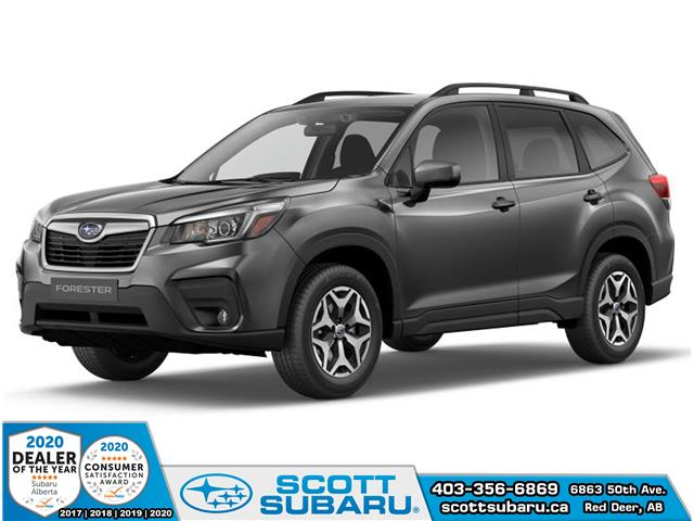 2020 Subaru Forester Touring (Stk: 546127) in Red Deer - Image 1 of 10