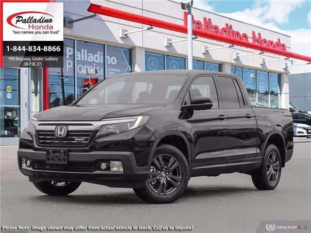 2020 Honda Ridgeline Sport (Stk: 22610) in Greater Sudbury - Image 1 of 23