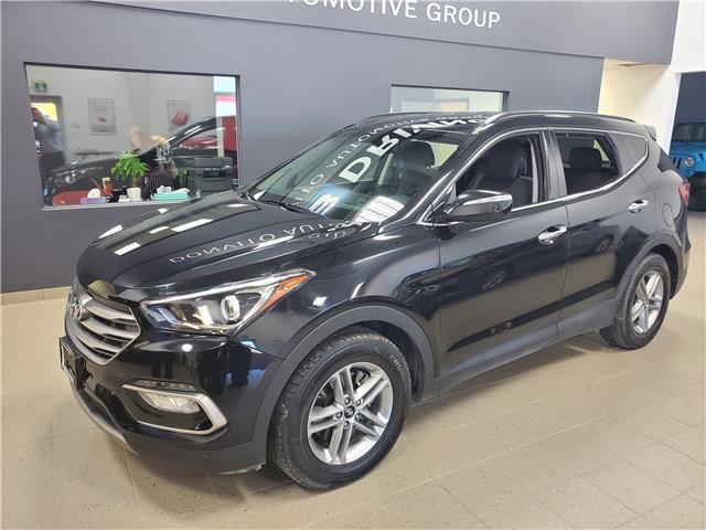 2018 Hyundai Santa Fe Sport 2.4 Premium (Stk: 18HS17040) in Winnipeg - Image 1 of 11