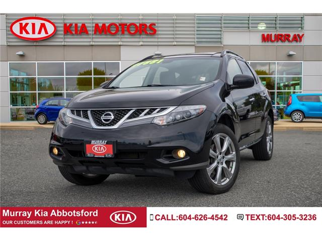 2014 Nissan Murano Platinum (Stk: SE14755A) in Abbotsford - Image 1 of 27
