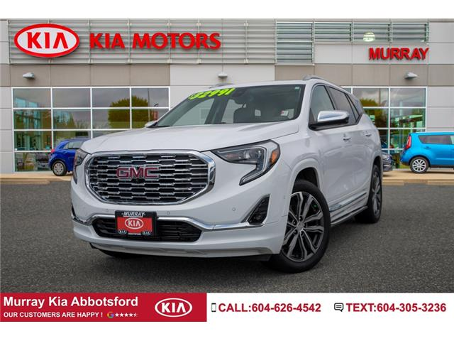 2018 GMC Terrain Denali (Stk: SV01860A) in Abbotsford - Image 1 of 30