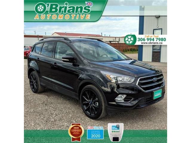2019 Ford Escape Titanium (Stk: 13567A) in Saskatoon - Image 1 of 23