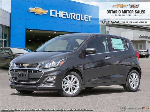 2020 Chevrolet Spark 2LT CVT (Stk: 0466410) in Oshawa - Image 1 of 27