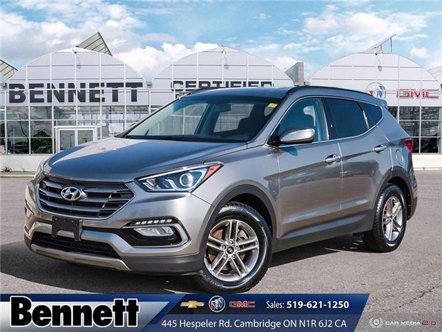 2018 Hyundai Santa Fe Sport 2.4 Premium (Stk: 200582A) in Cambridge - Image 1 of 27