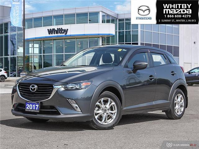 2017 Mazda CX-3 GS (Stk: 190318A) in Whitby - Image 1 of 27