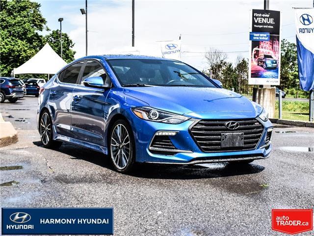 2018 Hyundai Elantra  (Stk: 20057A) in Rockland - Image 1 of 23