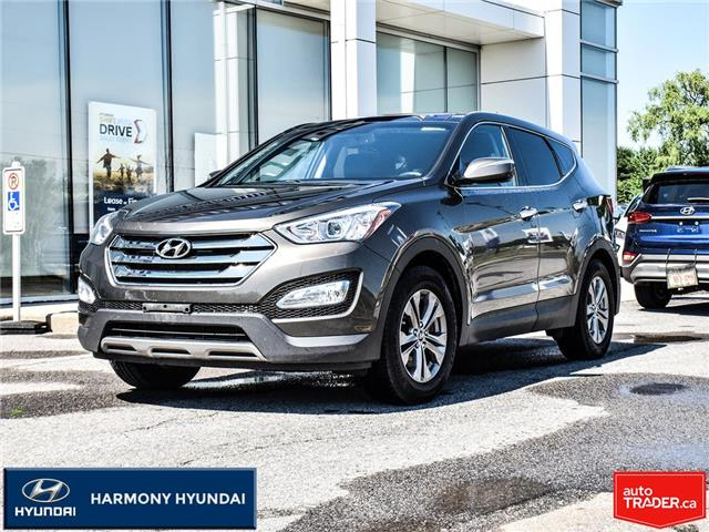 2014 Hyundai Santa Fe Sport 2.4 Luxury (Stk: 20200A) in Rockland - Image 1 of 25