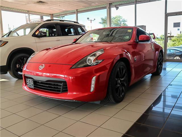2018 Nissan 370Z  (Stk: H82122) in Ottawa - Image 1 of 21