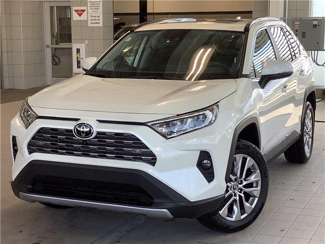 2020 Toyota RAV4 Limited (Stk: 22332) in Kingston - Image 1 of 30