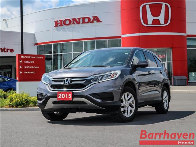 2015 Honda CR-V SE (Stk: B0336A) in Ottawa - Image 1 of 28