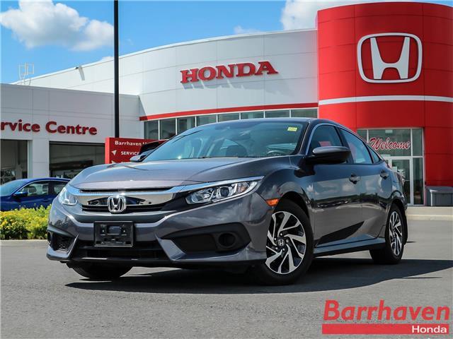 2016 Honda Civic EX (Stk: 2916A) in Ottawa - Image 1 of 25