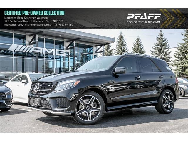 2017 Mercedes-Benz AMG GLE 43 Base (Stk: K4062) in Kitchener - Image 1 of 22