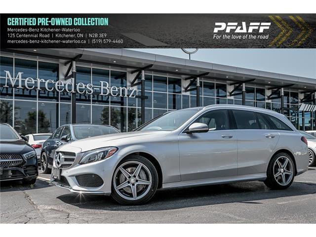 2018 Mercedes-Benz C-Class Base (Stk: K4067) in Kitchener - Image 1 of 22