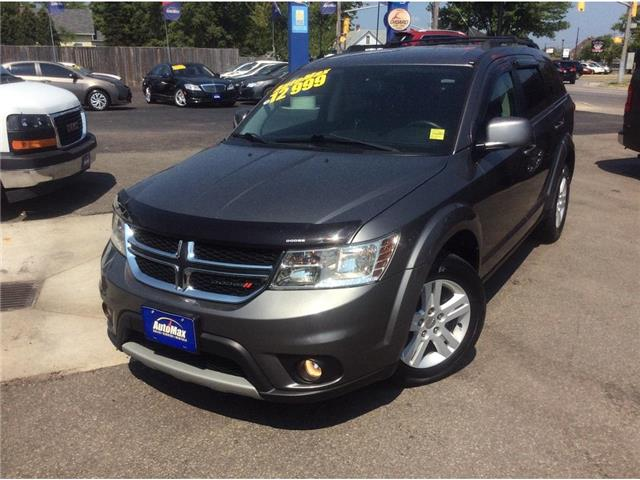 2012 Dodge Journey SXT & Crew (Stk: A8505A) in Sarnia - Image 1 of 30