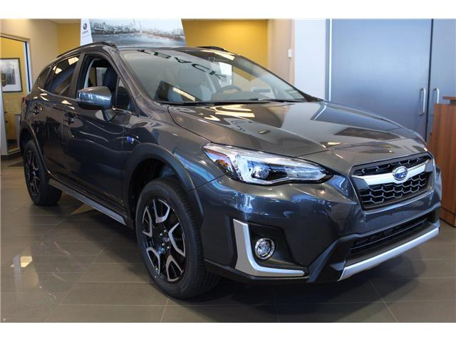 2020 Subaru Crosstrek Plug-in Hybrid Limited (Stk: SL386) in Ottawa - Image 1 of 18