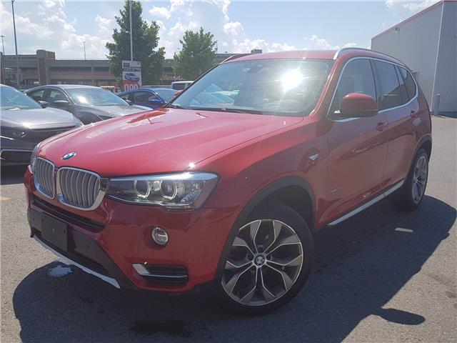 2015 BMW X3 xDrive28d (Stk: 13905A) in Gloucester - Image 1 of 26