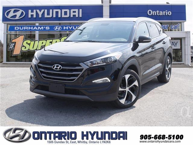 2016 Hyundai Tucson Premium 1.6 (Stk: 48490K) in Whitby - Image 1 of 18
