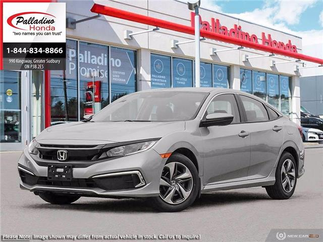 2020 Honda Civic LX (Stk: 22605) in Greater Sudbury - Image 1 of 23