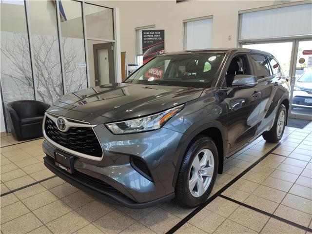 2020 Toyota Highlander LE (Stk: 20562) in Bowmanville - Image 1 of 7