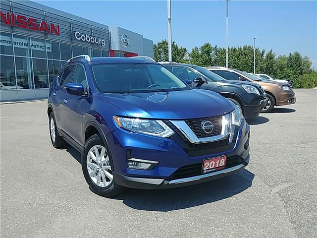 2018 Nissan Rogue SV (Stk: CLC589680A) in Cobourg - Image 1 of 22