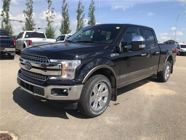 2020 Ford F-150 Lariat (Stk: LLT165) in Ft. Saskatchewan - Image 1 of 24