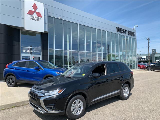 2020 Mitsubishi Outlander ES (Stk: T20118) in Edmonton - Image 1 of 1