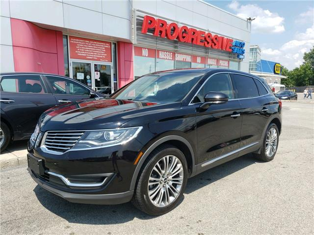 2017 Lincoln MKX Reserve (Stk: HBL31222) in Sarnia - Image 1 of 25
