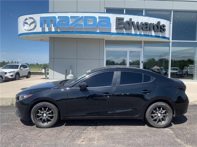 2016 Mazda Mazda3 GX (Stk: 22316) in Pembroke - Image 1 of 11