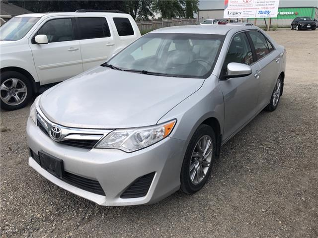 2012 Toyota Camry LE (Stk: PL071A) in Walkerton - Image 1 of 1