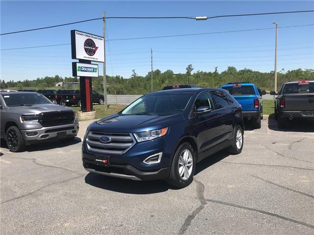 2017 Ford Edge SEL (Stk: 60041) in Sudbury - Image 1 of 21