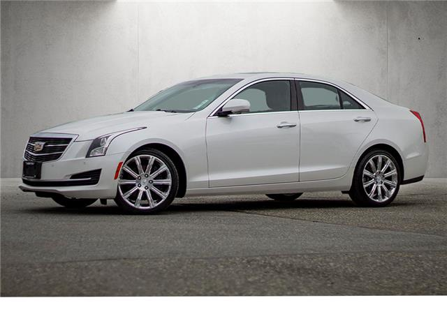 2015 Cadillac ATS 2.0L Turbo Luxury (Stk: N20-0068P) in Chilliwack - Image 1 of 17