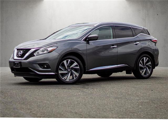 2016 Nissan Murano Platinum (Stk: N06-7970A) in Chilliwack - Image 1 of 22