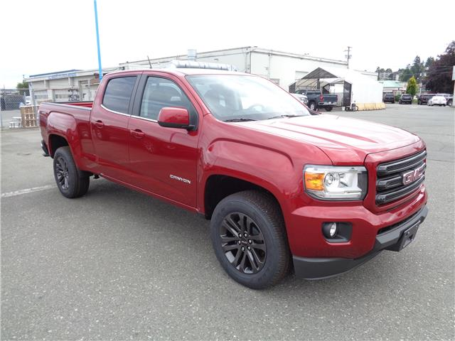 2020 GMC Canyon SLE (Stk: T20095) in Campbell River - Image 1 of 24