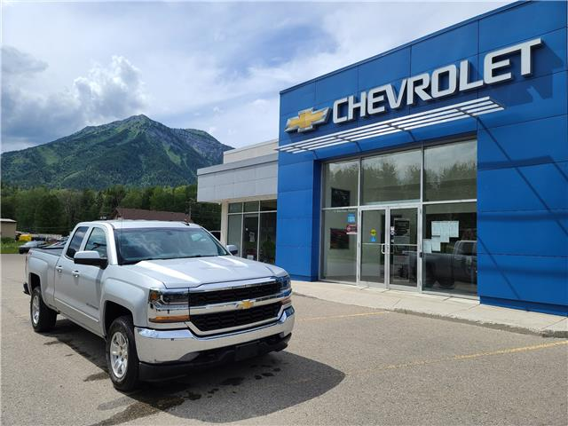 2018 Chevrolet Silverado 1500  (Stk: 43677L) in Fernie - Image 1 of 10