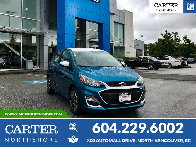 2020 Chevrolet Spark 1LT CVT (Stk: P88940) in North Vancouver - Image 1 of 13