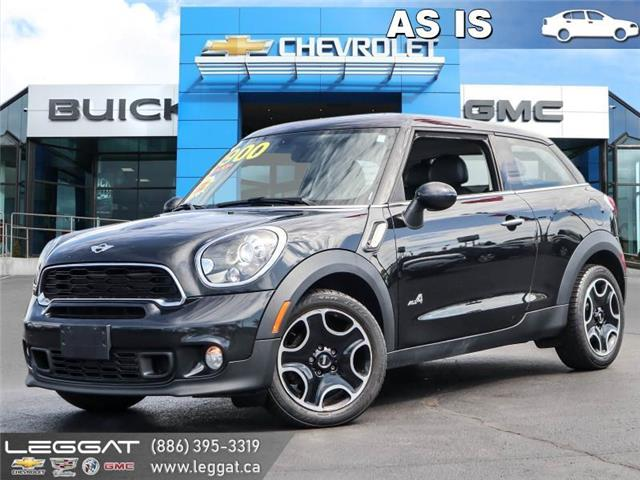 2014 MINI Paceman Cooper S (Stk: 209574A) in Burlington - Image 1 of 20
