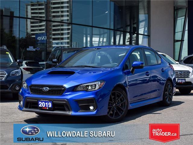 2019 Subaru WRX Sport-tech Manual >>No accident<< (Stk: 16776A) in Toronto - Image 1 of 29