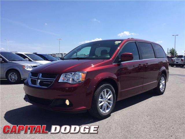 2020 Dodge Grand Caravan Premium Plus (Stk: L00503) in Kanata - Image 1 of 27