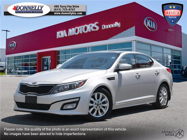 2015 Kia Optima EX (Stk: KS281A) in Kanata - Image 1 of 30