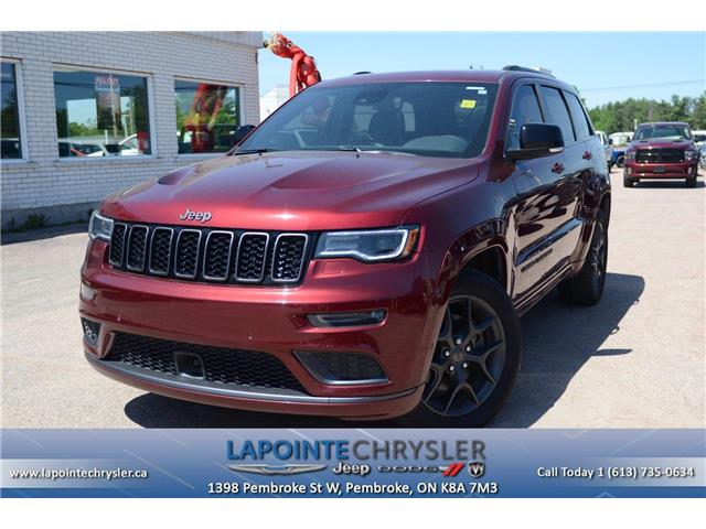 2019 Jeep Grand Cherokee Limited (Stk: 19249) in Pembroke - Image 1 of 29