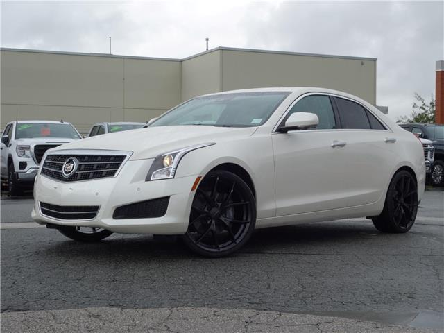 2014 Cadillac ATS 2.0L Turbo Luxury (Stk: 0204662) in Langley City - Image 1 of 28