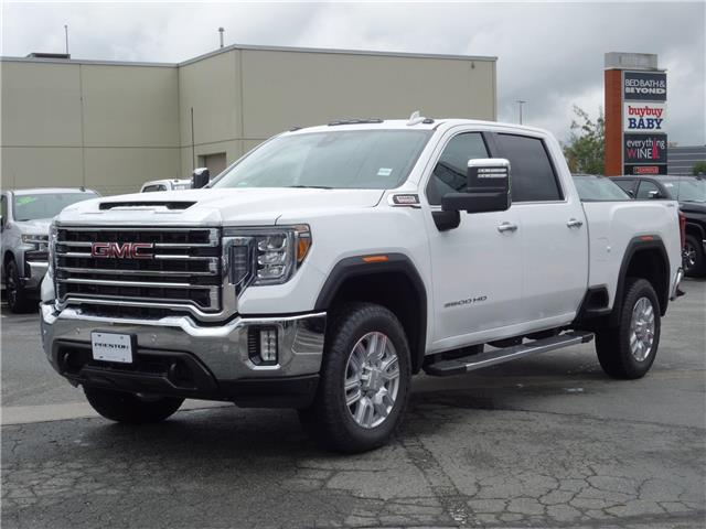 2020 GMC Sierra 3500HD SLT (Stk: 0208680) in Langley City - Image 1 of 6