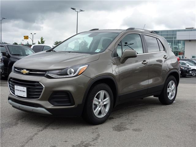 2020 Chevrolet Trax LT (Stk: 0209800) in Langley City - Image 1 of 6