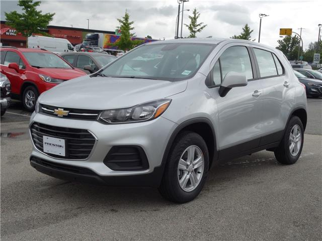 2020 Chevrolet Trax LS (Stk: 0209830) in Langley City - Image 1 of 6